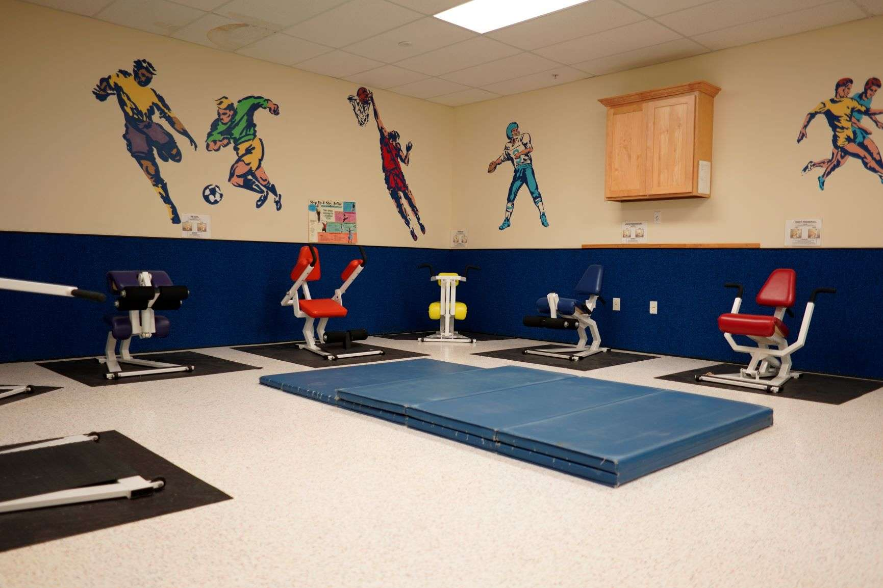kids fitness center